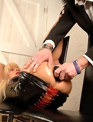 Shemale Fetish Passion - Hard Anal