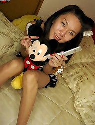 Friends! This is your chance to get up close and personal with Karina Shiratori. In this unique scene, you'll get to spend a day with Karina. And